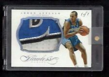 1/1 Arron Afflalo 2013-14 FLAWLESS 4-Color SEAM Patch RARE! One of One! Go Kings