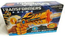 Transformers Prime First Edition Ion Blaster Bumblebee in Box