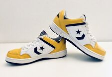 Converse Yellow Leather Athletic Shoes for Men | eBay