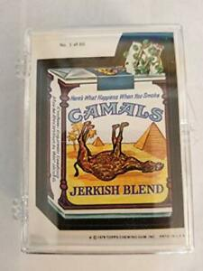 1979 Topps Wacky Packages Complete 66 Card Set Series 1 Mint & Free Plastic Case