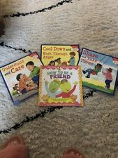 Educational Bundle Of Books Aimed At Children With Autism