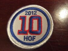 Limited  Edition Of The Ron SANTO COMMERATIVE PATCH,CHICAGO CUBS ,HALL OF FAME