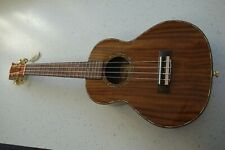 Excelsior Solid Koa Ukulele available in Concert, Tenor and Electro-acoustic