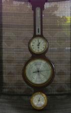 Rare Vintage Salem Banjo Weather Station Made In England