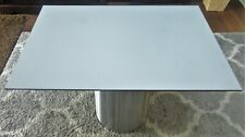 HPL Platte Tischplatte 8 mm Cool Grey Medium 942 x 640 mm Max Exterior Unidekor