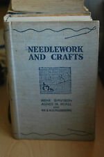 "Vintage ""The Big Book of Needlecraft""- 1950's Needlework/Knitting Book"