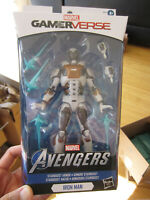 "Marvel Legends 6"" Gamerverse Starboost Iron Man Avengers Exclusive In Hand New"