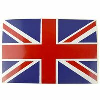 Union Jack Sticker Stick On Badge Logo ZK334