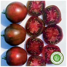25 Graines de Tomate Noire Russe. légumes anciens. Heirloom graines