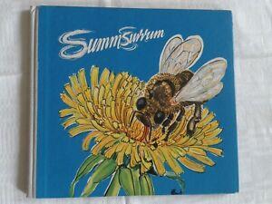 Summsurrum - aus dem Leben der Honigbiene Biene Honig Imker Kinderbuch DDR 1968