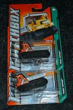 2012 MATCHBOX MBX NATIONAL PARK TRAIL TIPPER 113/120 SET OF TWO