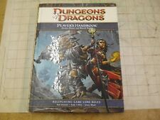 Dungeons and dragons: Player's handbook: arcane, divine, and martial heroes