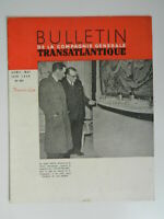 Notiziario Della Compagnia Générale Transatlantico N° 482 Giugno 1949 / De