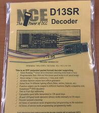 NCE D13SR HO Decoder