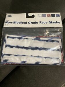 New: Old Navy Variety 5-Pack Triple Layer Face Masks, Various Designs, Adult