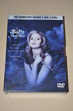 Buffy - Im Bann Der Dämonen / Season 1 / 3DVD Box / 479 Min. / Neu OVP