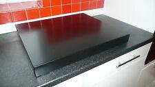Plaque Couvercle Matt Noir 62 mm * Livraison Gratuite pour le Royaume-Uni uniquement * Voir Liste Détails
