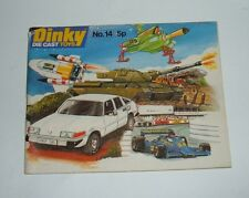 Dinky Toys Catalogue No. 14, Dated 1978, Superb.