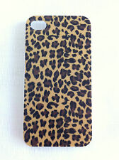 Leopard Printing iPhone 4/4S Case for Apple