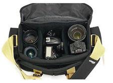 Shoulder Camera Bag Messenger DSLR SLR D90 D300 Photography For Canon Sony