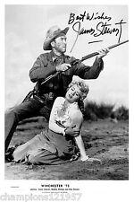 James Stewart ++Autogramm++ ++Western Legende++