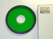 FILTRE HOYA color spot VERT diamètre 49 mm photo photographie