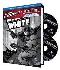 BATMAN : GOTHAM KNIGHT + BLACK & WHITE GRAPHIC NOVEL -  Blu Ray - Region free