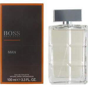 Hugo Boss Boss Orange Man 100ml Eau de Toilette Spray for Men