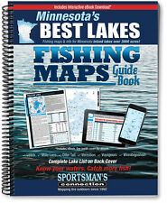 Minnesota's Best Lakes Fishing Maps Guide Book | 2016 - Sportsman's Connection