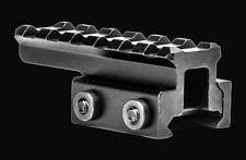 "Lion Gears BM0607EX Tactical Picatinny Cantilever 75"" H Cantilever Riser 6 Slots"