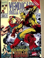 I Vendicatori della Costa Ovest Marvel EXTRA n°16 1995 ed. Marvel Italia  [SP7]