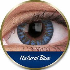 Lentillas Natural Blue Azules phantasee (3 Meses)