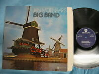 JAN MOLENAAR'S BIG BAND 1974 Dutch self titled vinyl LP windmill cover