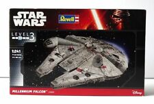 STAR Wars-Millennium Falcon 03600-Revell Modello Kit-livello 3 New Nuovo con Scatola