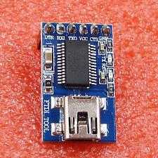 FTDI FT232r Basic Breakout USB-TTL 3.3v 5v For Arduino Pro Mini MWC Top B2AM
