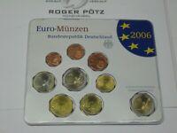 5,88 Euro 2006 KMS Kursmünzensatz Prägestätte J Hamburg stempelglanz bitte lesen