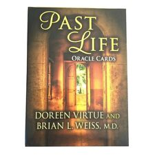 Past Life Oracle Tarot 44 Full Cards Deck Doreen Virtue Reprint Magic Game Tool
