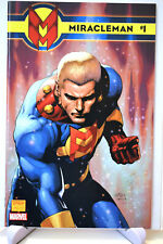 Miracleman #1 by Alan Moore Variant Leinil Francis YU Cover 1:75 Very rare.