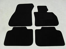 BMW X1 F48 2015-onwards Fully Tailored Deluxe Car Mats in Black.