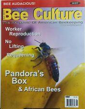 Bee Culture June 2017 Pandora's Box & African Bees Beekeeping FREE SHIPPING sb