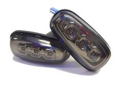 Pour Opel Astra Bertone Cabriolet LED Fumé Chrome Clignotants Latéraux