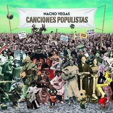"""10"""" NACHO VEGAS CANCIONES POPULISTAS VINILO + CD"""