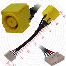 Lenovo ThinkPad T430u 3352-3SU DC Jack Power Port Socket w/ Harness Cable