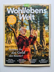 Wohllebens Welt Nr.7/2020 Kennen Sie das Gold der Bäume
