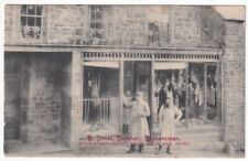 More details for shop front - b jones butcher brynamman pre 1918