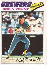 ROBIN YOUNT 1977 O-pee-Chee 204