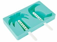 Tropical Ice Pop Mold by Sunnylife Tray Ice Cube Frozen Popsicle