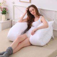 U Shape Pillow Pregnancy Bedding Full Body Comfortable Pregnant Sleeping Cushion