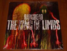 RADIOHEAD THE KING OF LIMBS LP *RARE* XL RECORDINGS 2011 EU 1st PRESS VINYL New