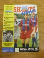 07/12/1993 Aldershot Town v Barton Rovers  . Thanks for viewing our item, if thi